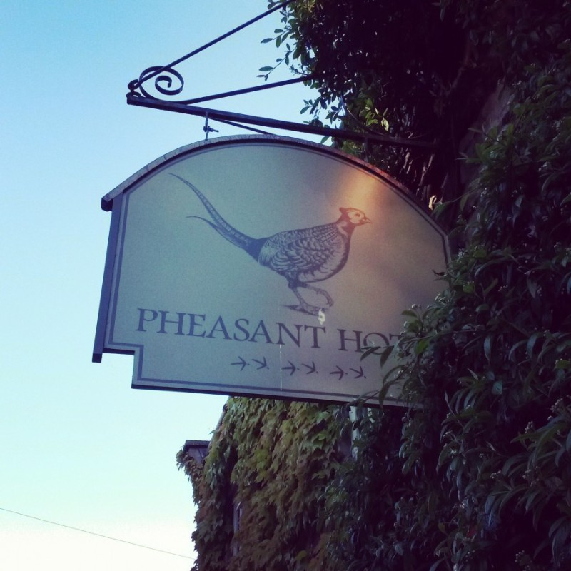Pheasant Hotel Harome