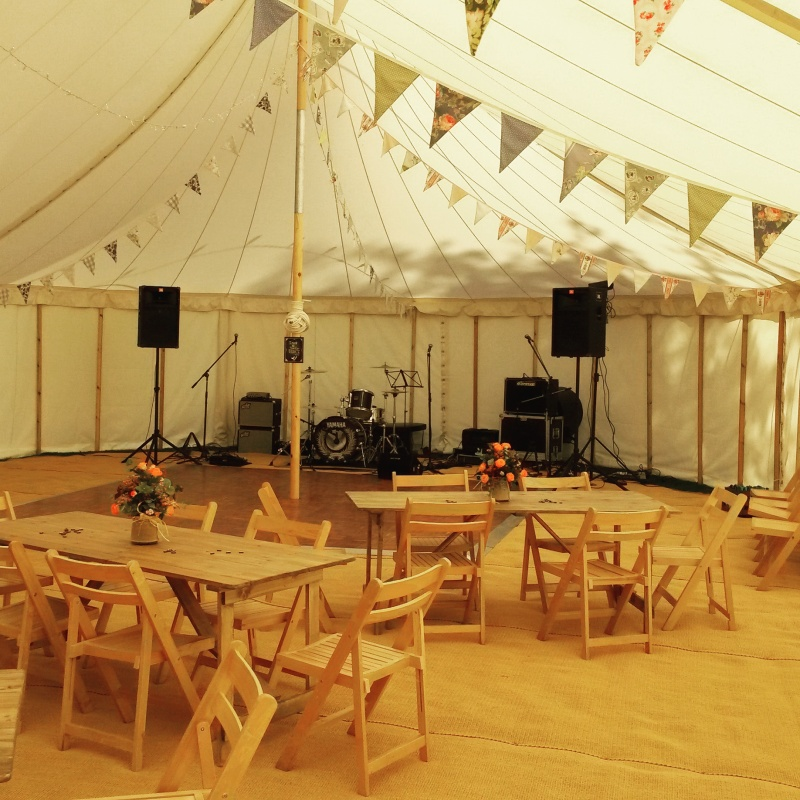 Players Wedding Band Yorkshire Aldby Park