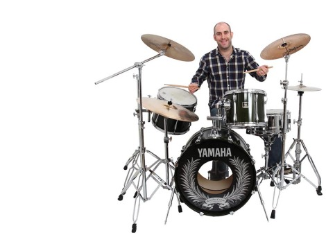tom johnson york drum lessons