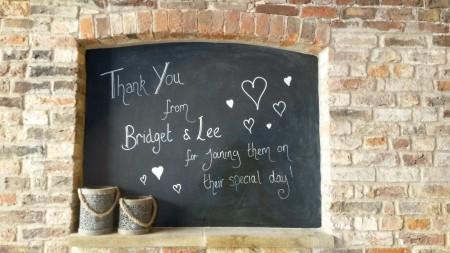Barmbyfield Barns Wedding