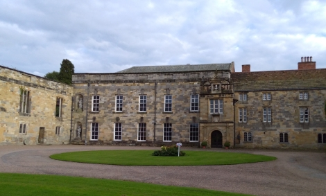 Newburgh Priory