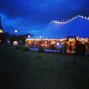 Marquee Wedding Yorkshire