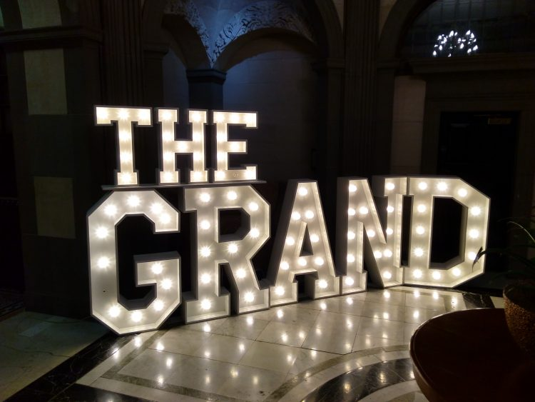 Grand Hotel York New Years Eve