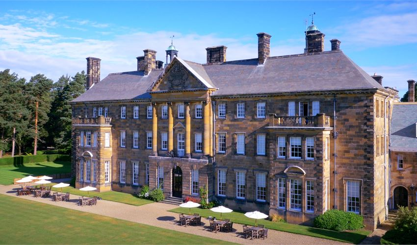 Crathorne Hall Yarm